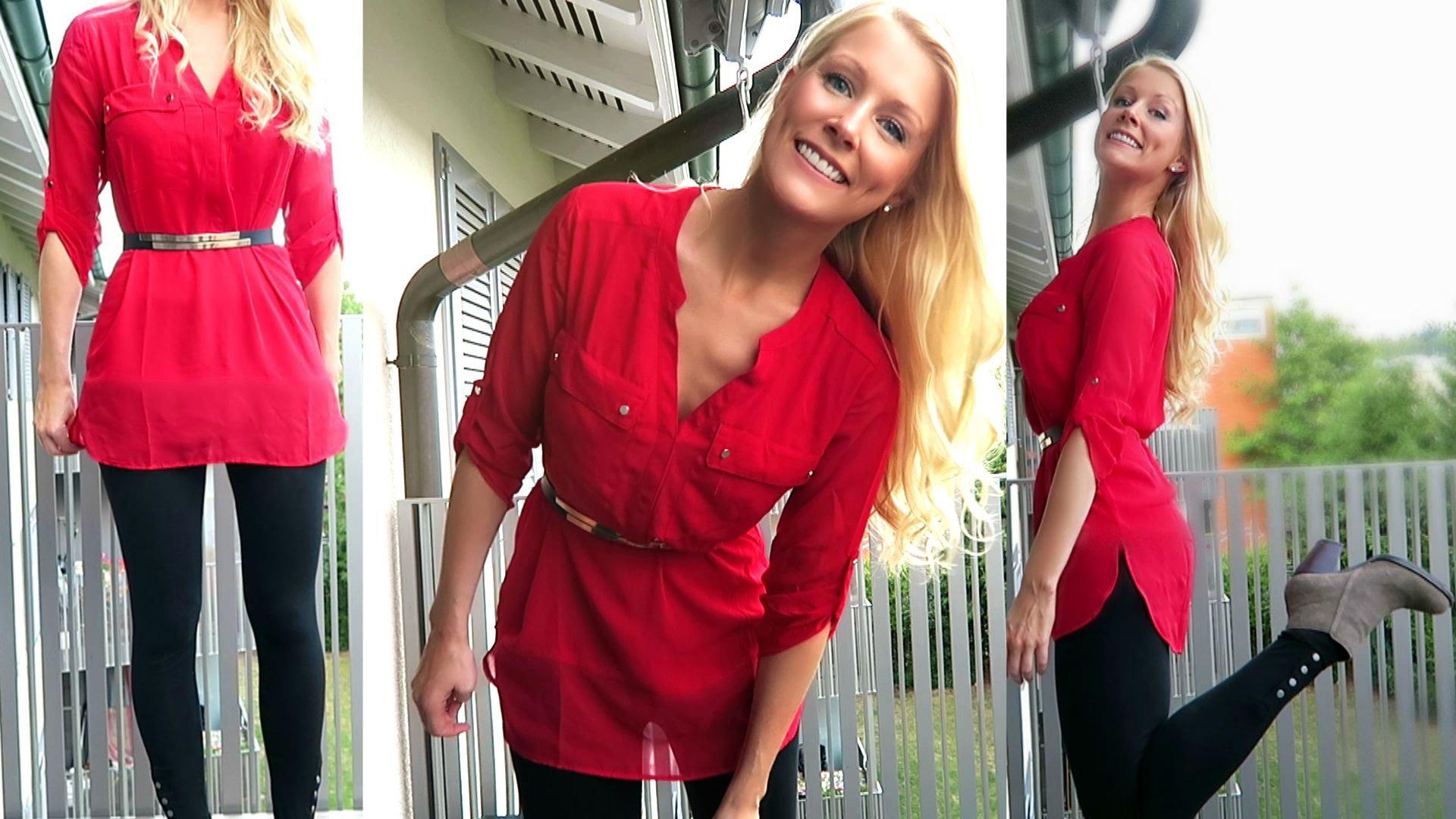 Rüyada Koyu Kırmızı Gömlek Giyen Kadın Görmek