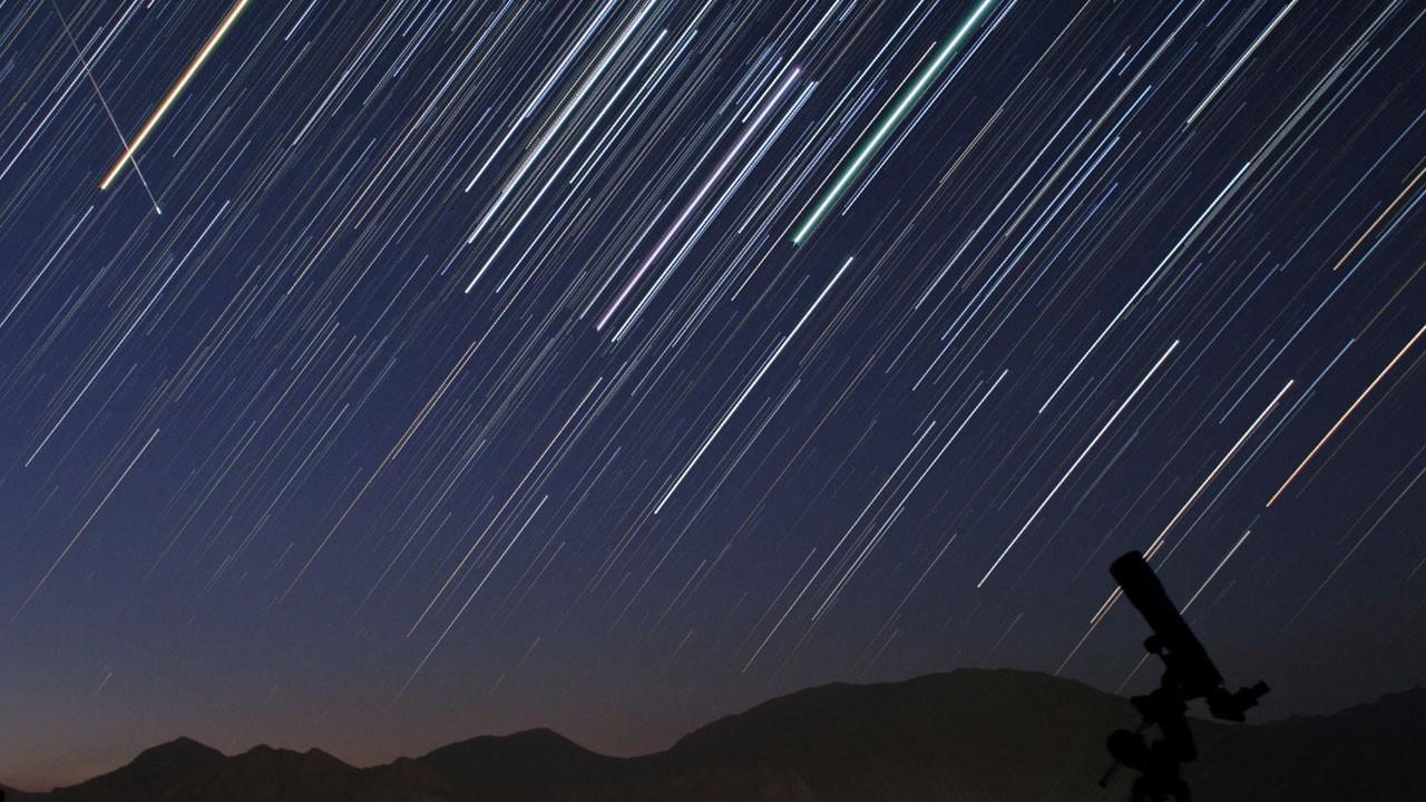 Rüyada Yıldız Kayarken Dilek istek Tutmak