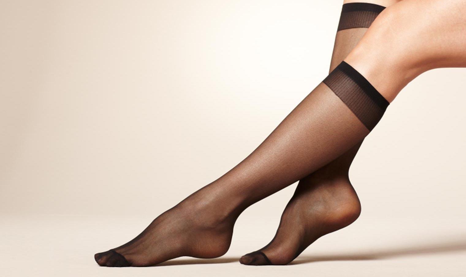Rüyada Siyah Tül Çorap Giydiğini Görmek