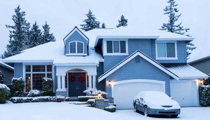 Rüyada Evin İçine Sulu Kar Yağdığını Görmek