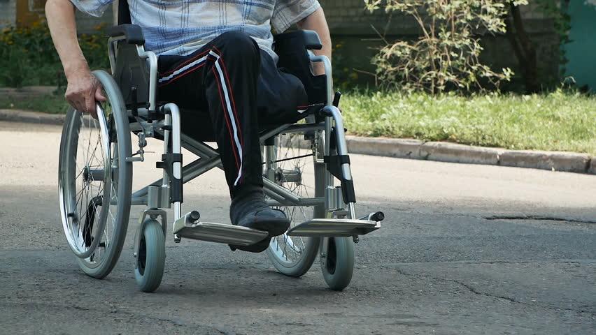 Rüyada Tekerlekli Sandalye İle Gezmek