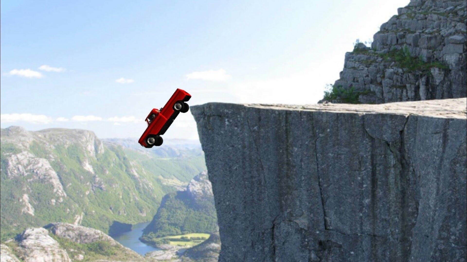 Rüyada Araba İle Uçurumdan Düşmek