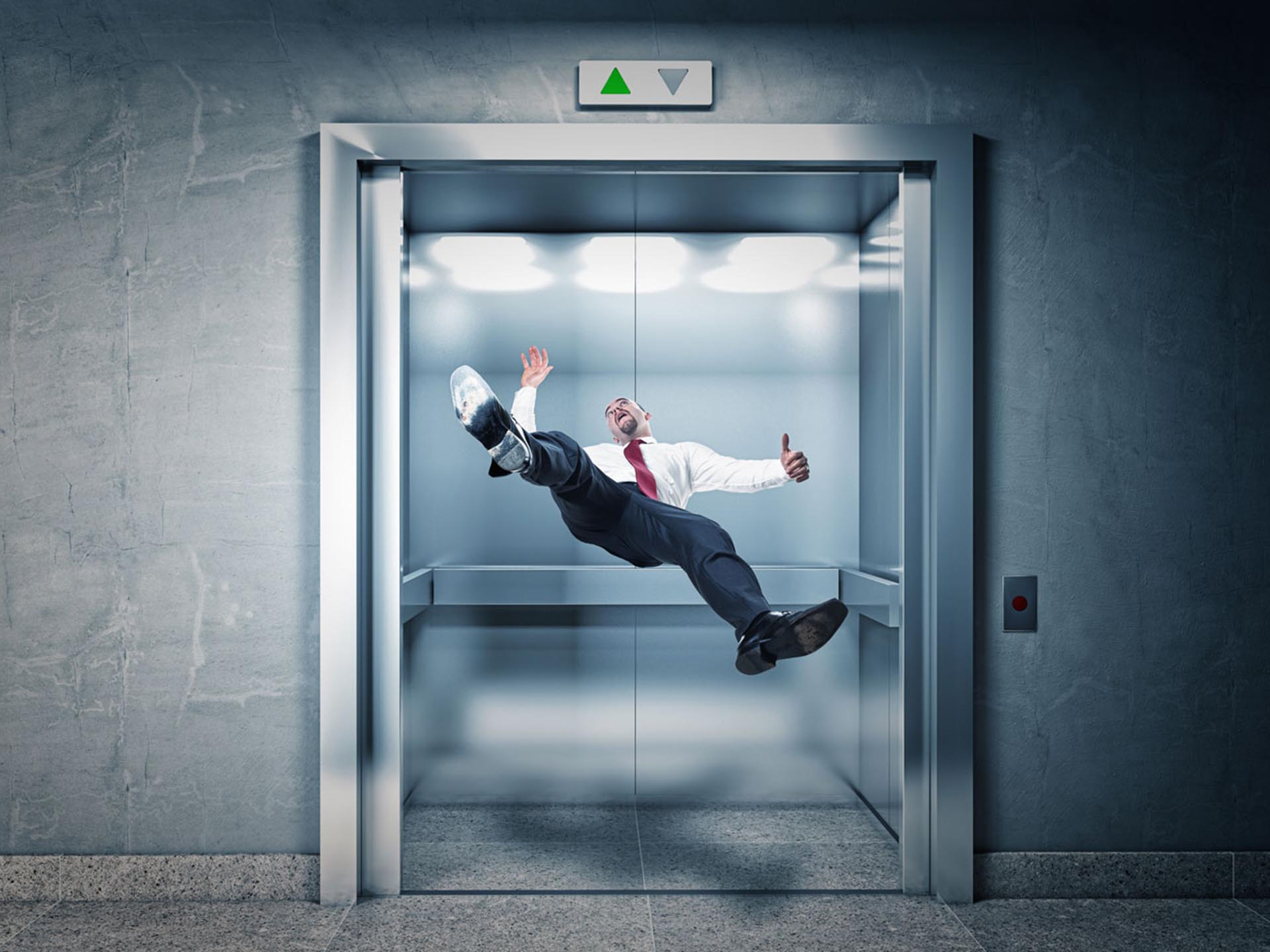 Rüyada Asansörün Hızla Düştüğünü Görmek