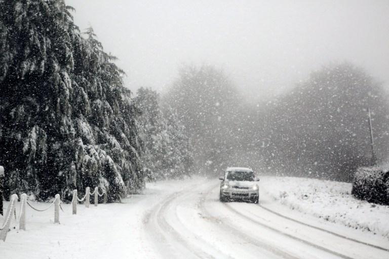 Rüyada Yağmur ve Kar Yağdığını Görmek