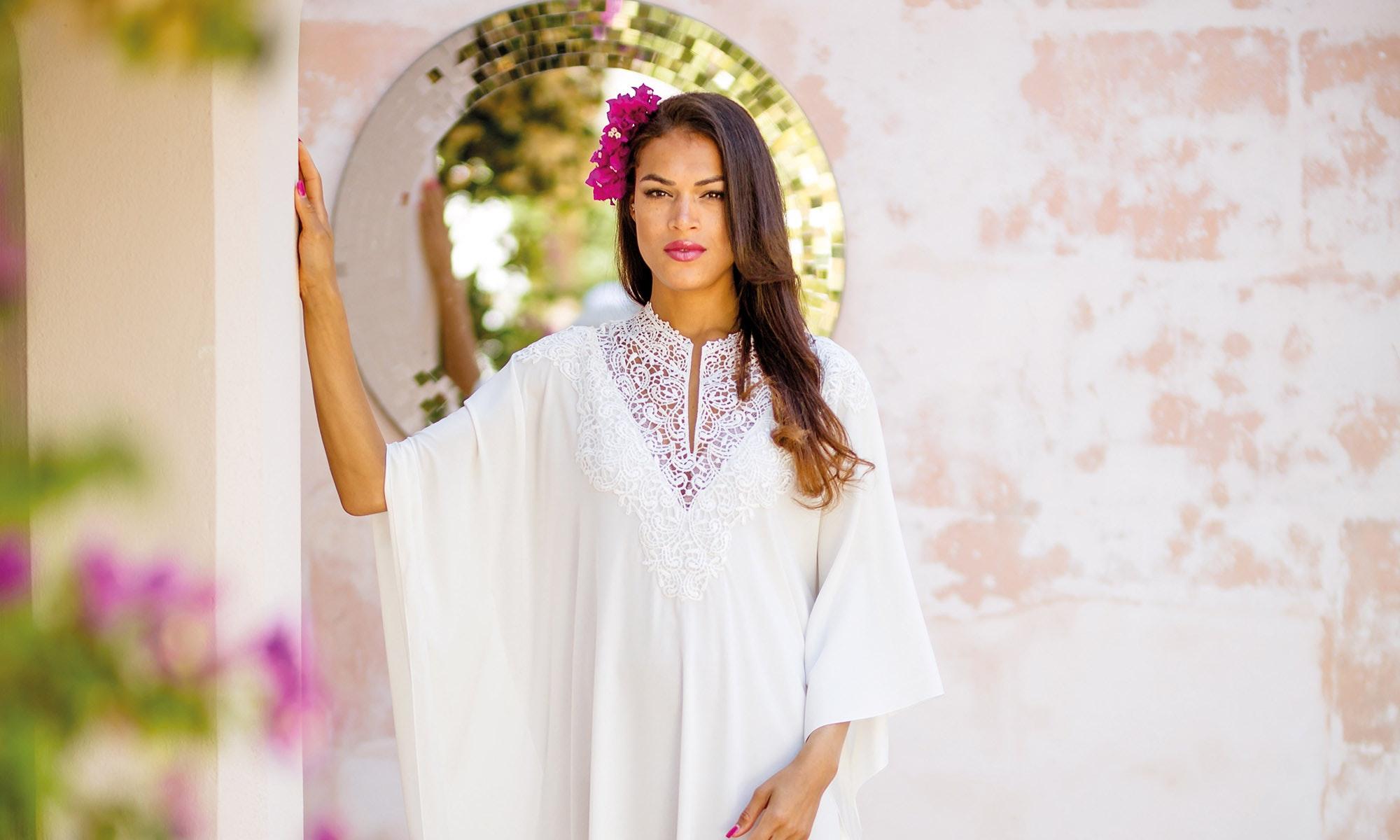 Rüyada Beyaz Elbise Giymiş Kadın Görmek