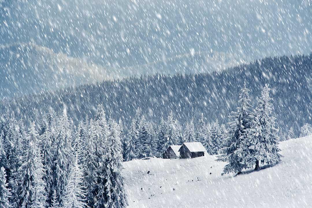 Rüyada Kar Yağdığını Görmek