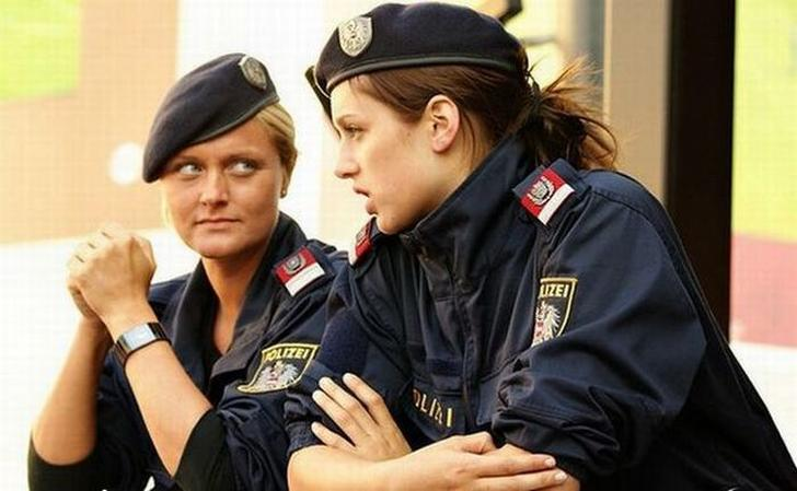Rüyada Kadın Polis Görmek