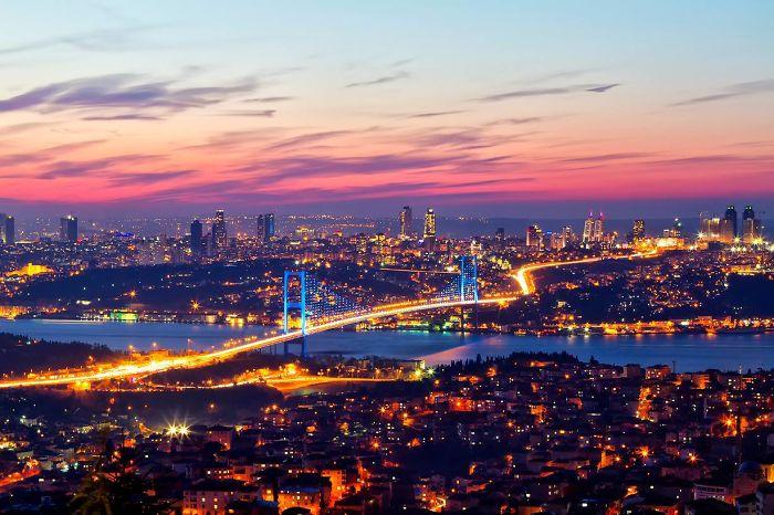 Rüyada İstanbul Boğazı Görmek