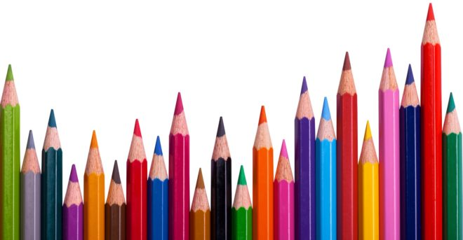 Rüyada Büyük Renkli İnce Kalem Masada Görmek