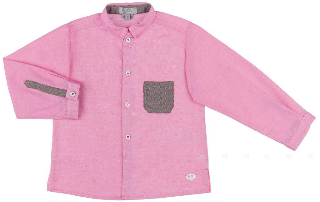 Rüyada Parlak Pembe Düğmeli Gömlek Dışarıda Giymek