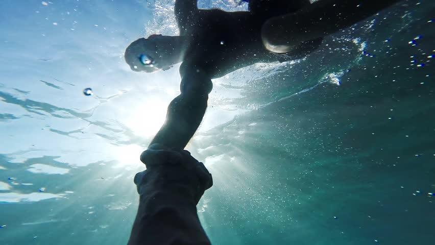 Rüyada Denizde Boğulmaktan Kurtulmak